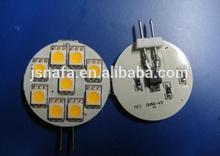 New Design! G4-12SMD 5050 led car light, led amp
