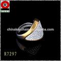 China großhandel neuesten ring-design für frauen schöne islamische kleid dekoration zubehör