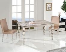 restaurant pedestal table new design dining room furniture