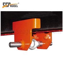 CST-Y4 PLAIN TROLLEY,2 post hoist
