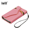 2014 new trendy zipper design leather cell phone case cover for iphone 5,for iphone 5s