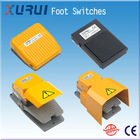 heavy duty foot switch / floor lamp foot switch / aluminium or plastic foot switch