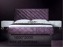 Divany Furniture classic bedroom bed crocodile furniture
