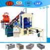 QT4-15 concrete hollow core slab machine