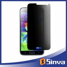 Lcd tv screen protector for Samsung S5 privacy screen protector