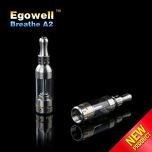 High High High tech Breathe A2 atomizer kit,e cig vapor kits rainbow atomizer ,best price best sales in 2014
