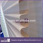 Home decoration china supplier of shangri-la sheer elegance roller blind fabrics