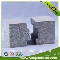 Fast construction light weight sound insulation fireproof exterior wall siding panel