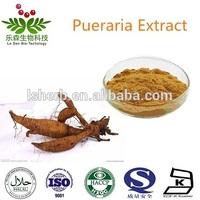 Manufacturer supplying Pueraria P.E.