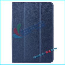 BRG-513 24h Beautiful luxury leather case for ipad mini,for ipad mini flip case