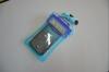 durable waterproof pvc phone case bag