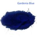 100% Natural de la categoría alimenticia Gardenia de Color azul