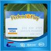 blank virtual prepaid pvc visa credit debit card printing