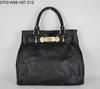 2014 latest fashion brand name black women handbags