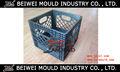 durable de plástico de inyección de leche cajón de molde