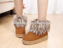 Senhoras botas impermeáveis confortáveis