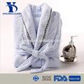 cortesia do hotel fornecimento de cetim de seda e roupões de banho