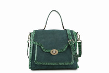 High end luxury italian leather bags for women , OEM is welcome