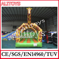 Lovely inflatable bouncy castle used commercial bounce houses for sale