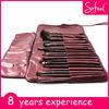 Sofeel 18pcs lady beauty tool professional manufacture makeup brush sets