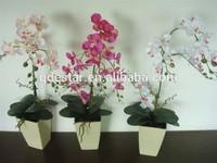 artificial orchid bonsai