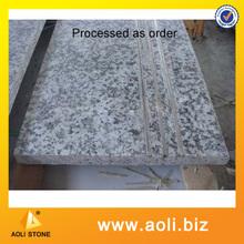 costruzione di materiale lapideo piano pavimentazione e scale g439 lucido lastra di granito