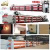 soundproofing polyurethane/phenolic spray insulation wall panel machinary