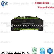 WVA29171 used car parts new go kart for sale brake pad manufacturers