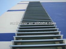 sun shade aluminium louvers