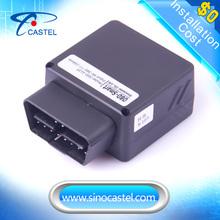 Micro sim card global positioning OBD GPS Tracker
