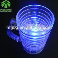 High quality plastic flashing light up led cups bar/party/KTV