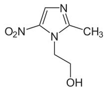 metronidazole injection 443-48-1
