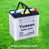 12V36AH Long Life Japan Standard Dry Charged Auto Battery 42B19L/NS40ZL Car Battery