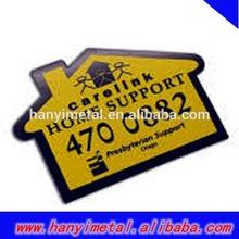 Promotion fridge magnet business card,soft pvc fridge magnet
