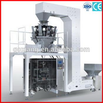 New style hot-sale nuts and dried fruit packing machine