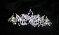 flower wedding bridal tiara crown