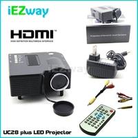 2015 pop multi use mini projector with tv tuner