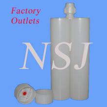 600ml 2-part Epoxy Caulking Cartridge tube for sealants, AB adhesives and silicones