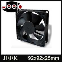 powerful motor control DC fan 12v 90mm power amplifier fan