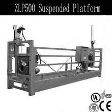 zlp suspended platform/ scissor lift/ aerial work platform/ gondola