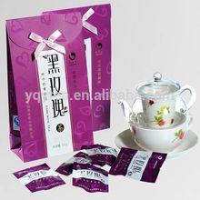 lovely heart Dark Rose tea, weight loss tea, gift tea