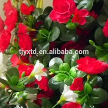 artificial poinsettia flower bush,artificial flowers for graves,hanging white artificial flowers for wedding