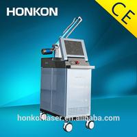 HONKON-10600ZH 60w CO2 fractional laser rf wrinkle scar removal skin rejuvenation device