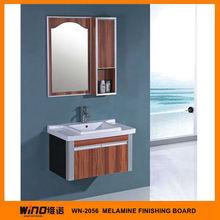 900mm wall mounted knock down bathroom vanity cabinet