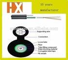 GYXTC8S Outdoor single mode G.652D/G.657 loose tube 24 core optical fiber cable