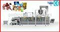 superior calidad de promoción de alimentos paquete de líquido de la máquina para el chocolate