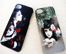 girls hot sex image cover for iphone 5/5s cases custom design