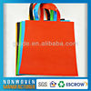 2014 New Design Customized full printing non-woven shopping bags
