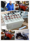 2014 hot selling electric car charging station