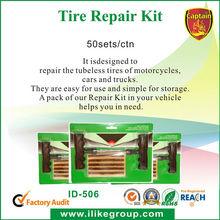 Emergency Tubeless Tyre Repair Kit